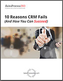 10 reasons CRM fails