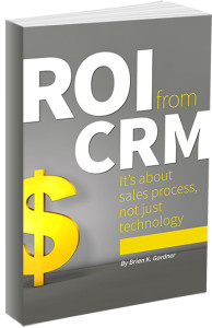 ROI from CRM Book